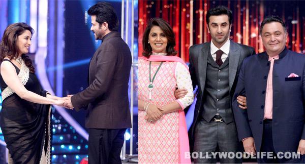 Jhalak Dikhhla Jaa 6: Ranbir Kapoor and Anil Kapoor take centrestage