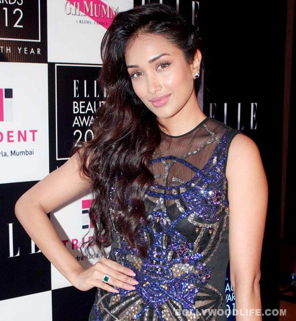 Jiah Khan's suicide case to be recreated for TV