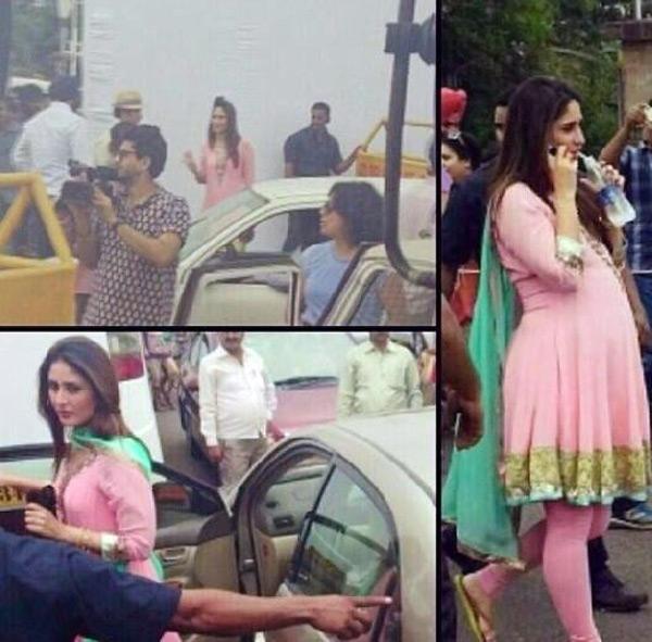 Is Kareena Kapoor Khan pregnant?