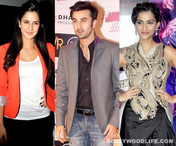 Katrina Kaif, Ranbir Kapoor, Sonam Kapoor's Kahanii Ghar Ghar Kii!