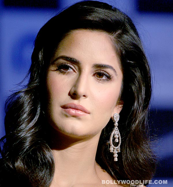 Why is Katrina Kaif upset?