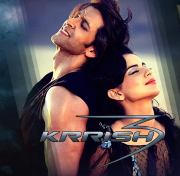 Krrish 3 music review: Not really 'K'ool!
