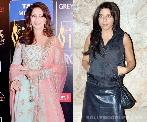 Will Madhuri Dixit-Nene do Zoya Akhtar's much delayed film?
