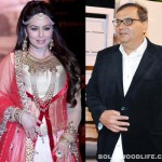 Are Mahima Chaudhry and Subhash Ghai back together for another Pardes?