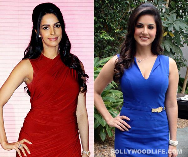 Why is Mallika Sherawat upset with Sunny Leone?