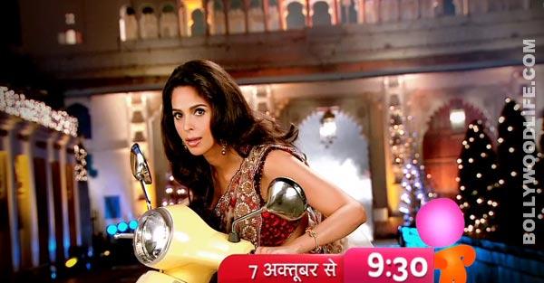 Mallika Sherawat injured on the sets of The Bachelorette