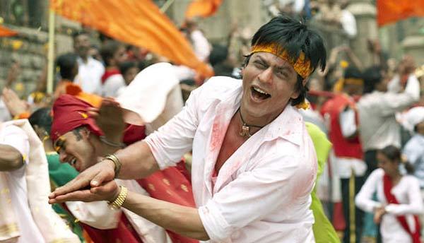 Ganeshotsav song of the day: Moraya re from Don - The Chase Begins Again