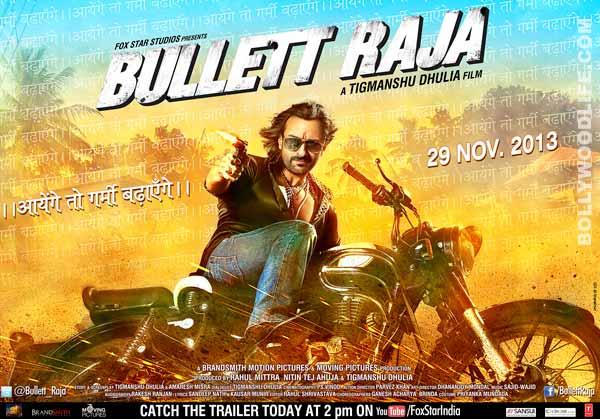 Bullett Raja first trailer: Saif Ali Khan back in a rugged avatar!