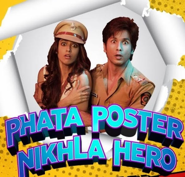 Phata Poster Nikhla Hero music review: Typical Bollywood fare!