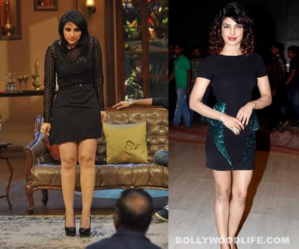 Why does Parineeti Chopra need Priyanka Chopra's advice?