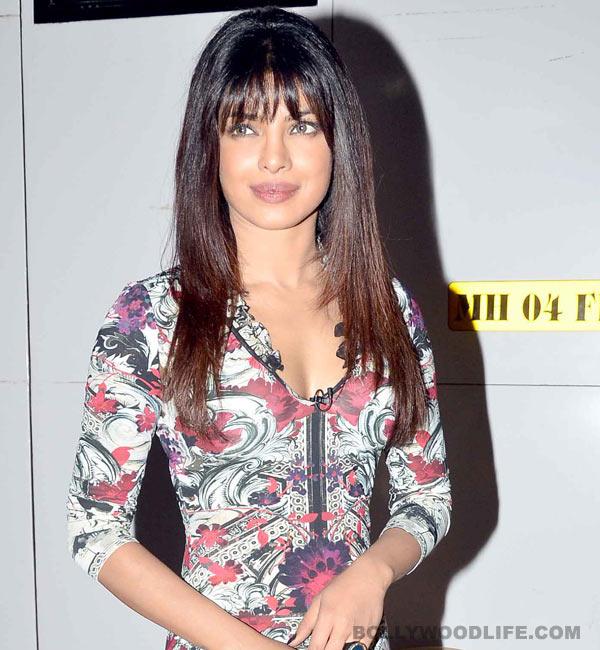 Priyanka Chopra: I compete only with myself!