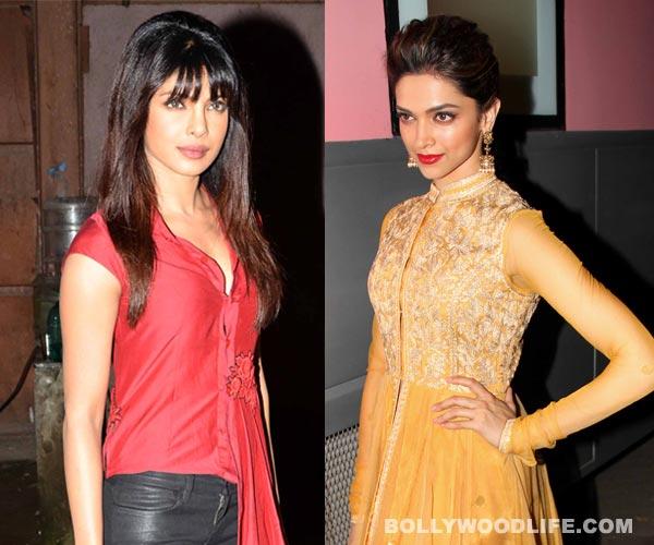 Is Priyanka Chopra more popular than Deepika Padukone?