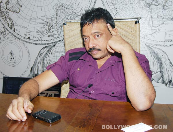 Ram Gopal Varma's office raided by Income Tax officials for fake company scam!