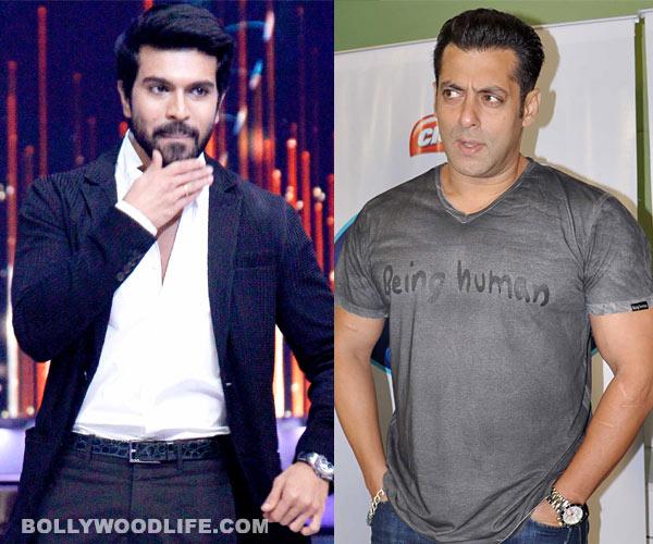 Will Ram Charan Teja accept Salman Khan's offer?