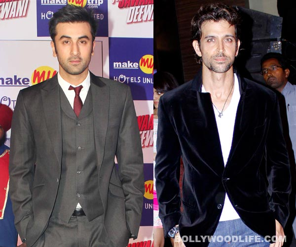 What should Ranbir Kapoor learn from Hrithik Roshan?