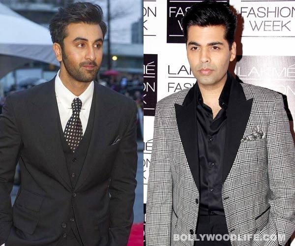 Ranbir Kapoor to play Lord Shiva in Karan Johar's next…no!