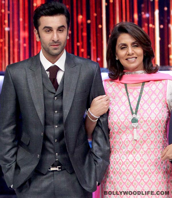Neetu Kapoor: I used to get angry with a certain girlfriend of Ranbir