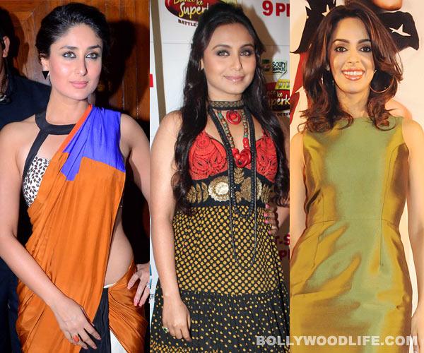 Kareena Kapoor, Rani Mukerji, Mallika Sherawat: Why are B-town babes shying away from bold films?