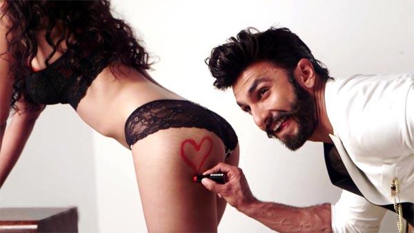 Caution: Ranveer Singh goes wild… wilder… wildest!