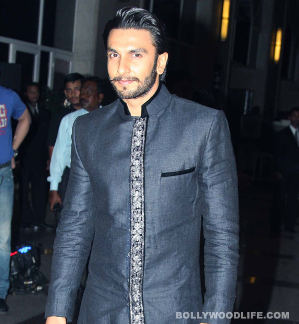 Who is Ranveer Singh bonding with big time?