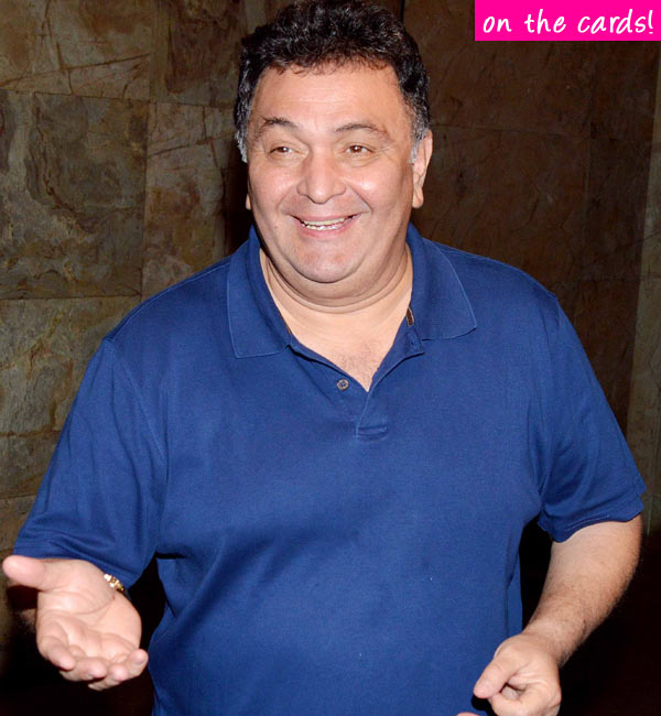 Will Rishi Kapoor revive the RK banner?