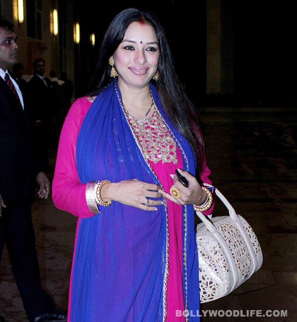 It's a baby boy for Rupali Ganguly!