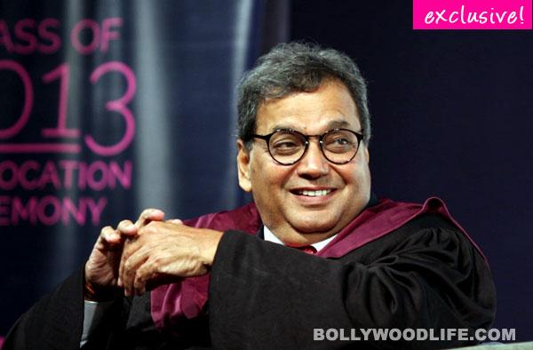 Subhash Ghai: I'm not competing with Anurag Kashyap, Dibakar Banerjee or Karan Johar!