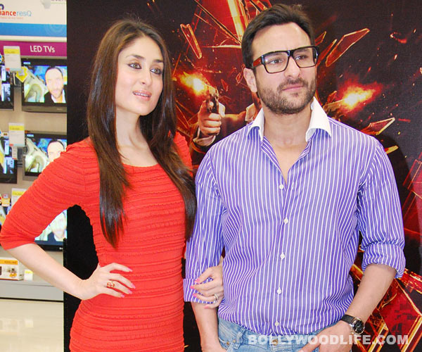 Is Kareena Kapoor insecure?