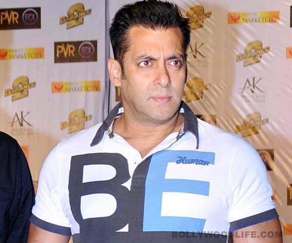 What is Salman Khan being accused of…again?