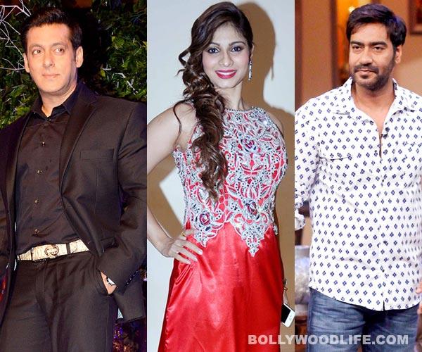 Bigg Boss 7: Did Ajay Devgn ask Salman Khan to take special care of Tanishaa?