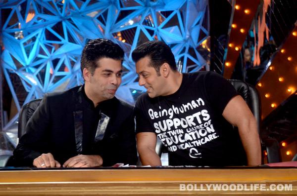 Will Salman Khan discuss Shahrukh Khan, Katrina Kaif and Iulia Vantur on Karan Johar's Koffee With Karan?