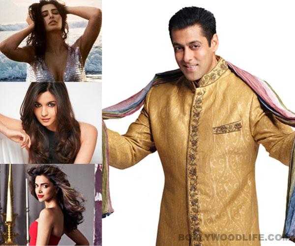 Nargis Fakhri, Alia Bhatt, Deepika Padukone: Who is the perfect match for Salman Khan?