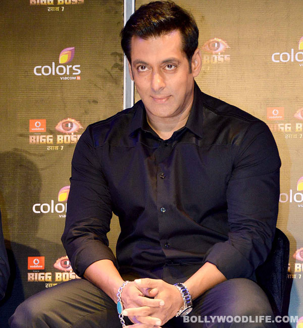 Salman Khan: Shahrukh Khan is welcome on Bigg Boss 7