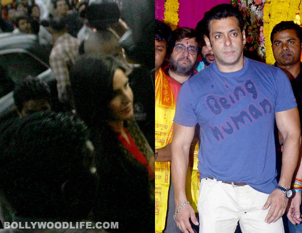 Have Salman Khan and Katrina Kaif sorted out their differences?
