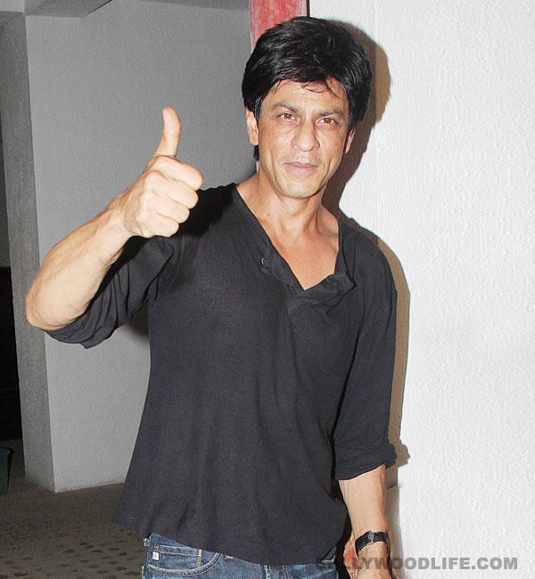 Shahrukh Khan sex-determination case: BMC gives a clean chit!