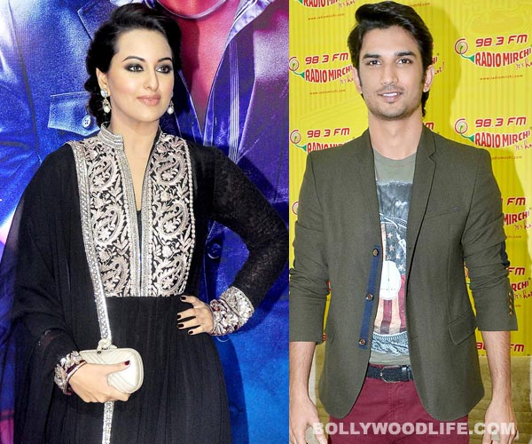 Sonakshi Sinha and Sushant Singh Rajput to team up?
