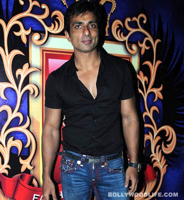 How did Sonu Sood become part of Happy New Year?