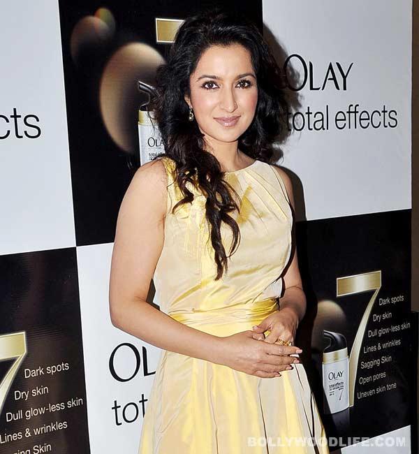 Tisca Chopra: Anil Kapoor is so very motivating!