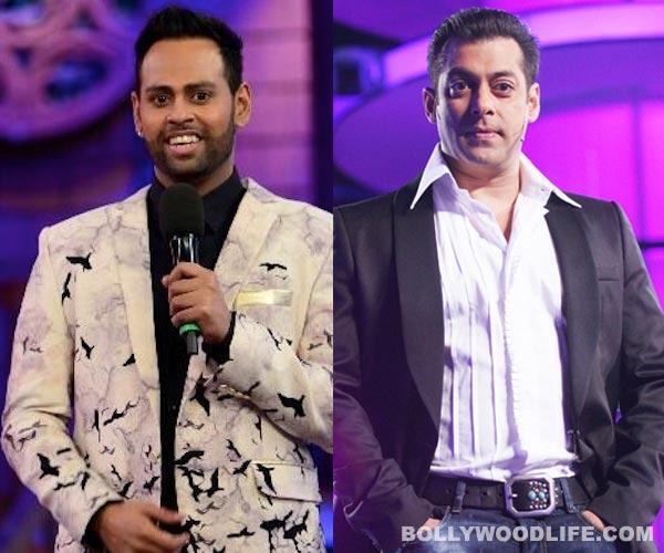 Bigg Boss 7: Has VJ Andy entered Salman Khan's bad books?