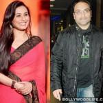 Will Rani Mukerji finally marry Aditya Chopra in January 2014?