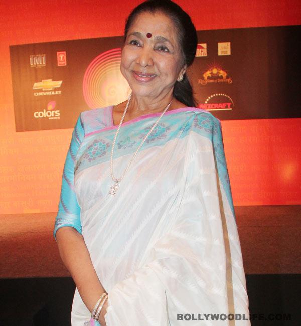 Asha Bhosle, happy birthday!