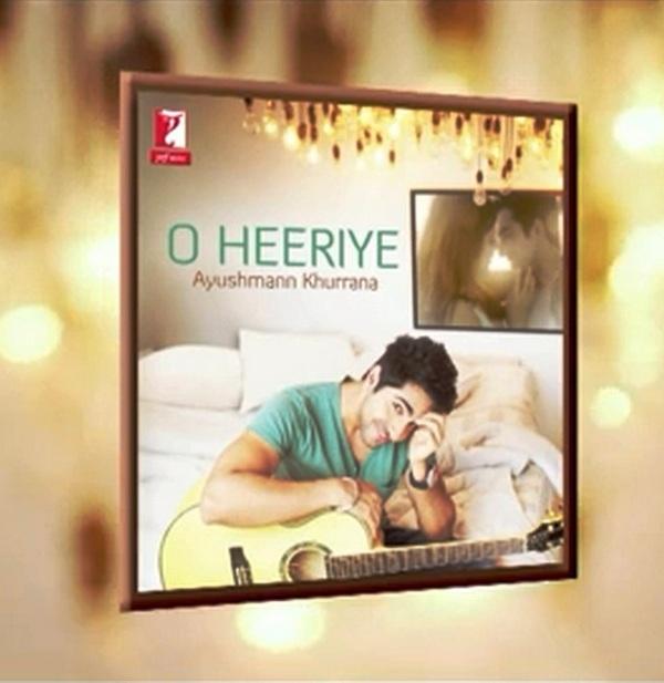 Ayushmann Khurrana birthday special: O heeriye! song - watch video