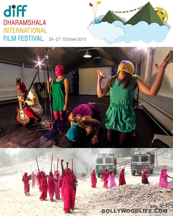 Dharamshala International Film Festival 2013: Gulabi Gang, Pussy Riot: A Punk Prayer to be screened