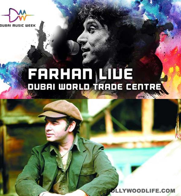 Farhan Akhtar's Dubai concert: Why wasn't Mohit Chauhan allowed to perform?