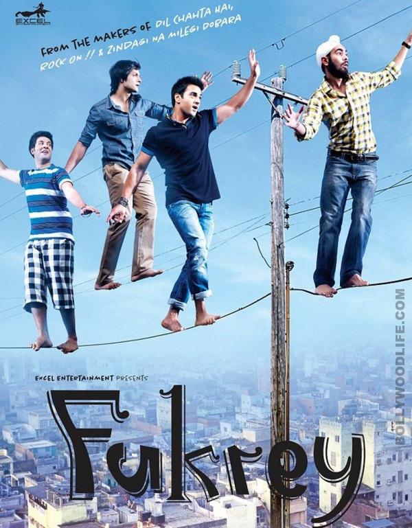 Why is Fukrey re-released in Delhi?