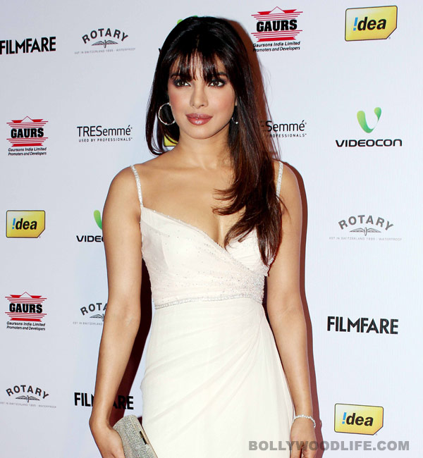 Have Priyanka Chopra's priorities changed?