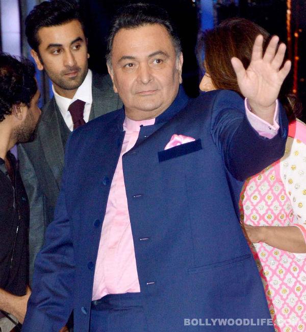 Rishi Kapoor, happy 61st birthday!