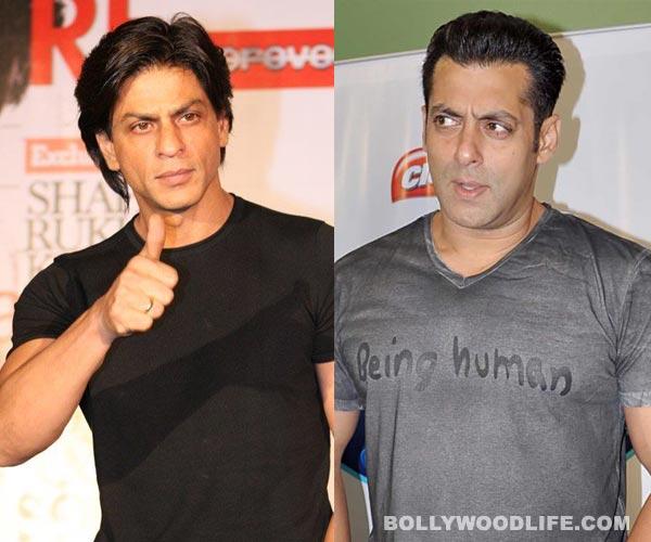 Will Shahrukh Khan accept Salman Khan's Bigg Boss invitation?