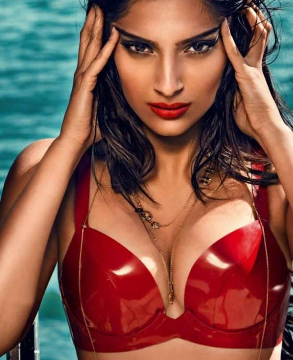 Sonam Kapoor: I love beautiful lingerie and corsets