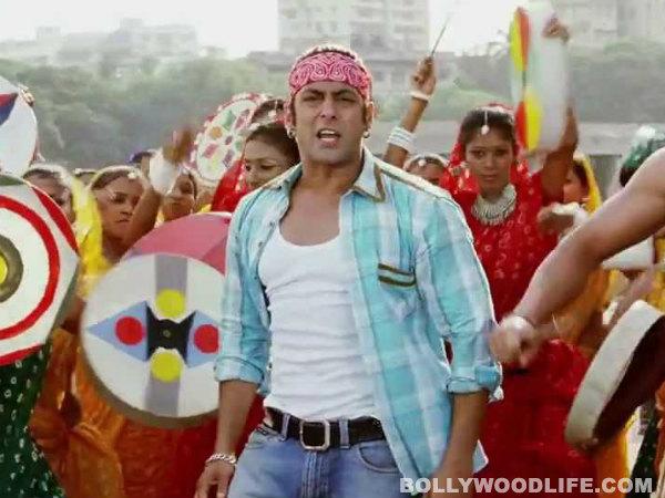 Ganeshotsav song of the day: Salman Khan sings Mera hi jalwa from Wanted